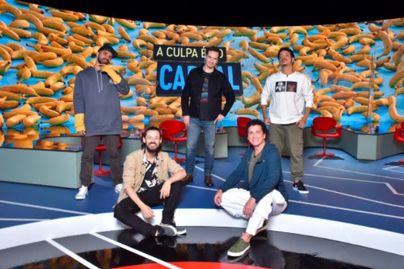 Comedy Central | Programação Semanal | 08 a 14 de março