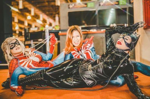 Brasil Game Show e Outback Steakhouse promovem competição para cosplayers no TikTok