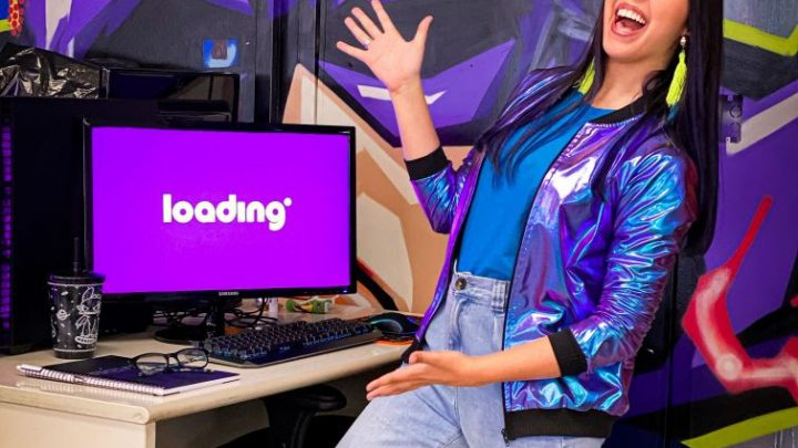 Ana Xisdê é a nova apresentadora da Loading