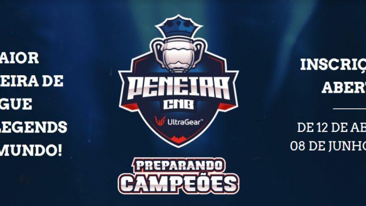 CNB UltraGear lança nova Peneira LG UltraGear Preparando Campeões para revelar talentos de League of Legends