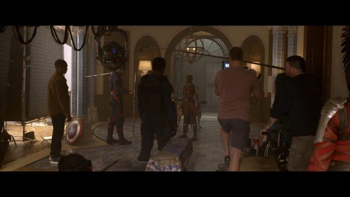 """Novo featurette para """"Falcão e o Soldado Invernal"""" da Marvel Studios já está disponível"""