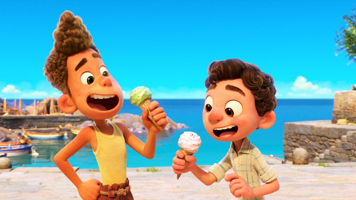 Disney+ | Luca – Novo trailer e Poster