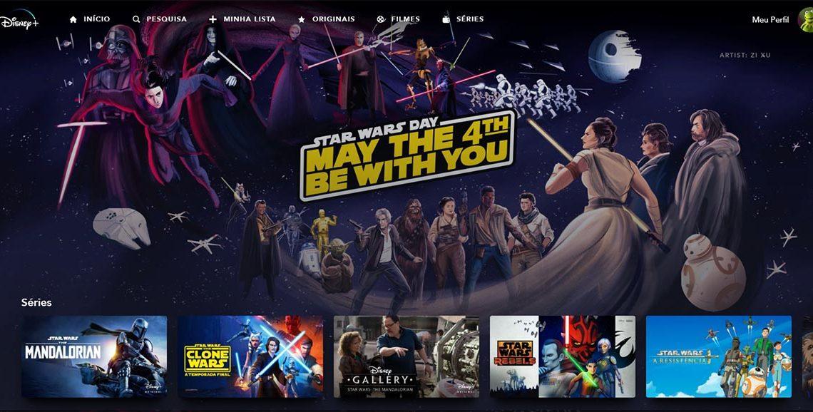 Disney+ | May The 4th – Fan Art