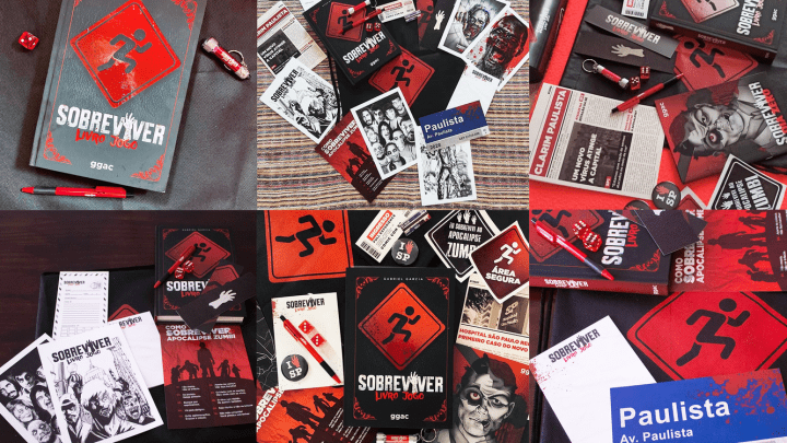 Livros | Apocalipse Zumbi em São Paulo