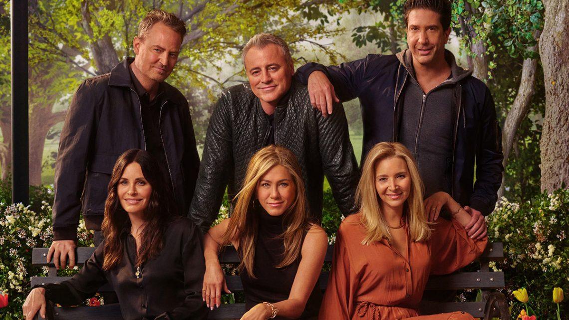 HBO Max divulga trailer e pôster do especial Friends: The Reunion