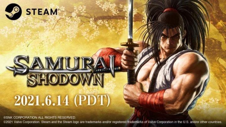 Samurai Shodown chega ao Steam em 14 de junho