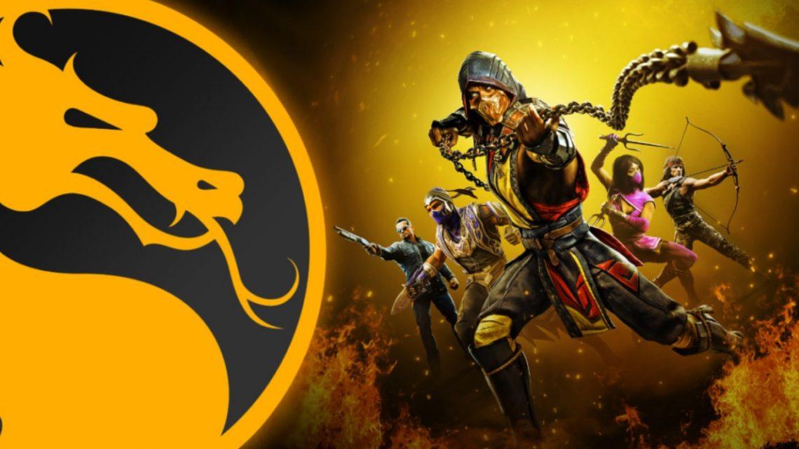 Loading transmite campeonato de Mortal Kombat 11 Ultimate
