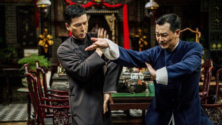 SPACE faz homenagem a treinador de Bruce Lee no 'Especial IP Man'