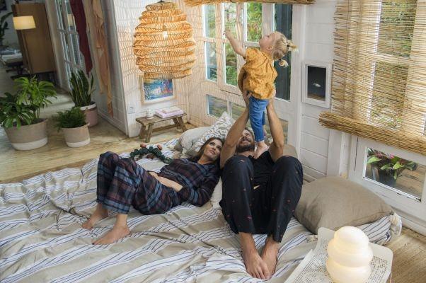 Fernanda Lima e Rodrigo Hilbert falam sobre maternidade em Bem Juntinhos, programa do GNT